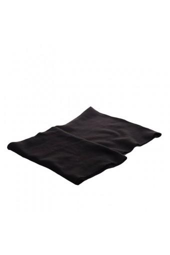 Męski szeroki pasek do spodni lic-40 brodrene czarny