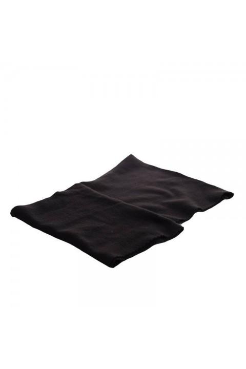 Męski szeroki pasek do spodni lic40 brodrene czarny