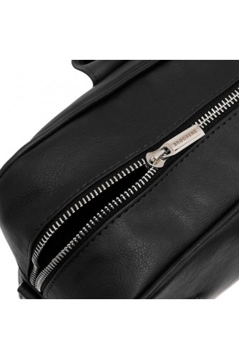 Męska stylowa torba na ramię brødrene czarna